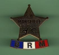 POLICE *** S.U. MARSEILLE *** BRM *** 0093 - Police