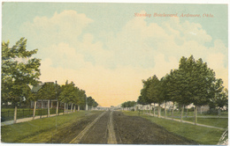 OKLA - ARDMORE - Stanley Boulevard - Etats-Unis