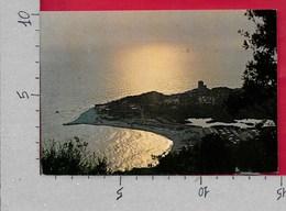 CARTOLINA VG ITALIA - PORTONOVO (AN) - Alba Nella Baia - Riviera Del Conero - 10 X 15 - ANN. 198? - Ancona