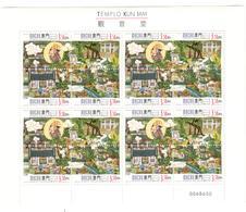 10600 - Feuillet - 1999-... Région Administrative Chinoise