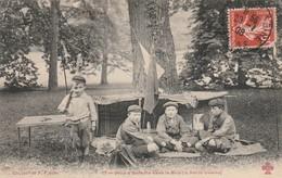 Hauts-de-seine : ROBINSON : Jeux D'enfants Dans Les Bois ( La Petite Guerre ) - France