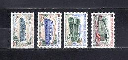 Congo  1973  .   Y&T  Nº    334/337   *   Sin  Goma - República Democrática Del Congo (1964-71)