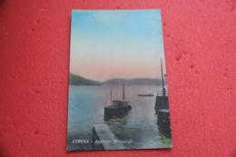 Lago Maggiore  Stresa Approdo Motoscafi 1940 - Altre Città