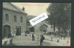 Foncine-le-Bas  Le Tram En Gare - Autres Communes