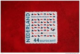 Waddenzee Gestanst  NVPH 2694 ; 2010 POSTFRIS / MNH ** NEDERLAND / NIEDERLANDE / NETHERLANDS - Period 1980-... (Beatrix)