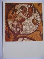 Offerer With Jug  Mosaics Of The Petra Chuech Jordanie - Jordanie