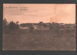 Hechtel - De Duinen - 1929 - Stempel Maeseyck - Uitgave H. Verlinden-Wuyts - Hechtel-Eksel