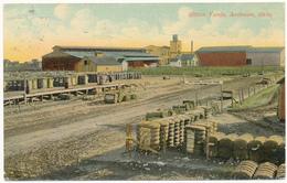 OKLA - ARDMORE - Cotton Yards - Etats-Unis