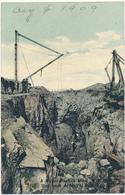 "OKLA - ARDMORE - A Native Asphalt Mine, The ""Stuff"" - Etats-Unis"