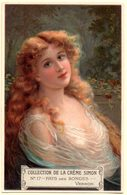 Carte Collection De La Crème Simon N° 17. Pays Des Songes - Vernon - Produits De Beauté
