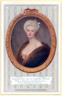 Carte Collection De La Crème Simon N° 19. Portrait De Madame X... Par Carrier Belleuse. - Beauty Products