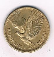 10  CENTESIMOS  1965 CHILI /8223/ - Chile