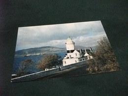 FARO PHARE LIGHTHOUSE LEUCHTTURM  THE CLOCH LIGHT HOUSE FIRTH OF CLYDE SCOTLAND U.K. NAVE SHIP - Fari