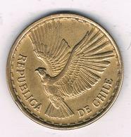 10  CENTESIMOS  1970 CHILI /8225/ - Chile