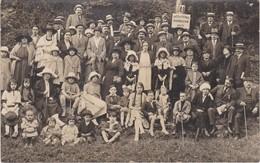 Photo Des Thermes  Barbazan 1908 - Cartes Postales