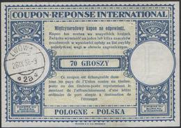 Poland-International Reply Coupon - U.P.U.