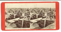 """1922 """"BEIROUT - PANORAMA"""" CARTOLINA ORIGINALE - Cartes Stéréoscopiques"""