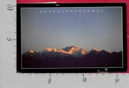 CARTOLINA VG INDIA - KHANGCHENDZONGA - Early Morning - 10 X 15 - ANN. 2006 - India