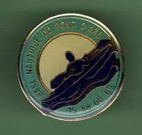 BASE NAUTIQUE DU PONT D'ARC*** 0093 - Canoeing, Kayak