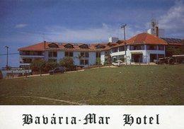 BAVARIA MAR HOTEL SANTA CATARINA TURISTICO GAROPABA SC BRASIL TARJETA POSTAL COLOR CIRCA 1970 -LILHU - Brazilië