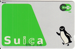 JAPAN - Suica, Prepaid Travel Pass, Used - Autres Collections