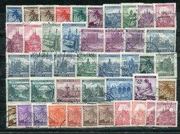 Boehmen Und Maehren / Int. Sammlung O (1/130-20) - Briefmarken