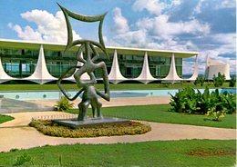 PALACIO DO ALVARADO PALACE BRASILIA BRASIL TARJETA POSTAL COLOR CIRCA 1970 -LILHU - Brasilia