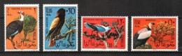 Somalia, 1966 Birds MNH Animali, Animals - Somalia (1960-...)