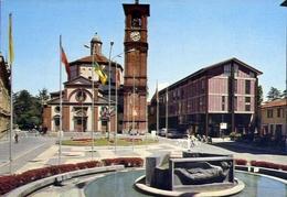 Legnano - Piazza E Chiesa S.magno - 48 - Formato Grande Non Viaggiata – E 9 - Legnano