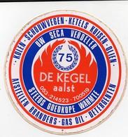AALST   De KEGEL - Stickers