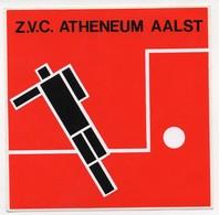 AALST  ZVC ATHENEUM AALST - Stickers