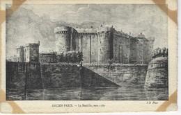 75 - ANCIEN PARIS - La Bastille, Vers 1780 - France
