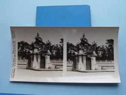 PARIS : Statue De Strasbourg : S. 9 - 3231 ( Maison De La Bonne Presse VUES De FRANCE ) Stereo Photo ! - Stereoscopic