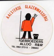 AALST  Alloo - Stickers