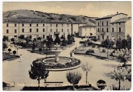 RIOLO TERME - STAZIONE DI CURA E SOGGIORNO - GIARDINI C. BATTISTI - RAVENNA - 1962 - Vedi Retro - Ravenna