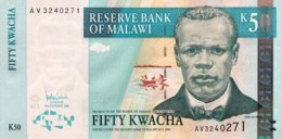 Malawi 200 Kwacha, P-53a (1.6.2004) - UNC - Malawi