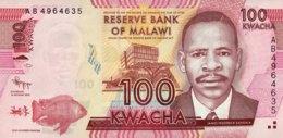 Malawi 100 Kwacha, P-59a (1.1.2012) - UNC - Malawi