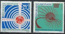 Gabon YT 166-167 XX / MNH - Gabon (1960-...)