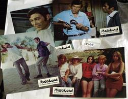 "{08149} Série 4 Photos Du Film "" Rosebud "" (a) Huppert O'Toole Attenborough Vallone Ariel  "" En Baisse "" - Photos"