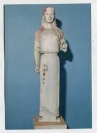 GREECE - AK 339710 Athens - Acropolis Museum - Archaic Kors - Grèce