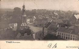 Thielt Panorama (Edit. Van Landeghem, 1902) - Tielt