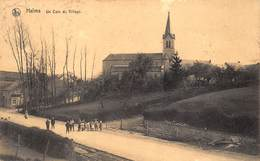 Luxembourg  Wellin  Halma  Un Coin Du Village Enfants Eglise    I 4604 - Wellin