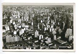 AERIAL VIEW VISTA AEREA DO CENTRO EST. DO R. G. DO SUL PORTO ALEGRE BRASIL TARJETA POSTAL B/W CIRCA 1930 -LILHU - Porto Alegre