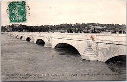 37 TOURS - Crues De La Loire - Tours
