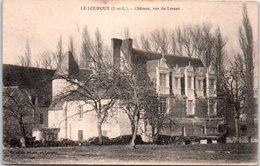 41 LE LOUROUX - Château Vue Du Levant - France