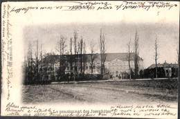Melle - Le Pensionnat Des Josephites (Edit. V. Van Den Berghf, 1902) - Melle
