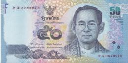 THAILLANDE - 50 Bahts 2012 UNC - Thaïlande