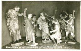 PASSO DA PRISAO NO HORTO MINAS GERAIS CONGONHAS DO CAMPO BRASIL TARJETA POSTAL B/W CIRCA 1930 -LILHU - Brazilië