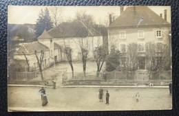 SO/  52 LA HAUTE MARNE - CARTE POSTALE PHOTO - DONJEUX - 21/23 ROUTE DE DOULAINCOURT - CIRCULÉ - Other Municipalities