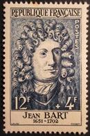 1958 France Yt:FR 1167, Mi:FR 1203 . Jean Bart (1651-1702) . Neuf Charnière - France